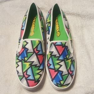 """loudmouth """"crystal"""" loafers"""